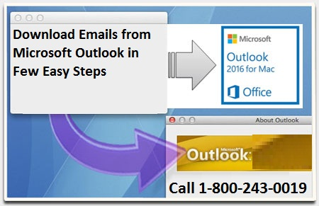 Download Emails from Microsoft Outlook in Few Easy Steps