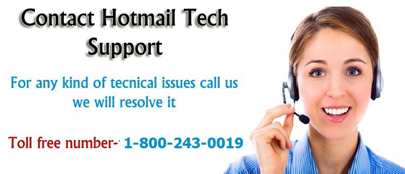 Hotmail Technical Support Number